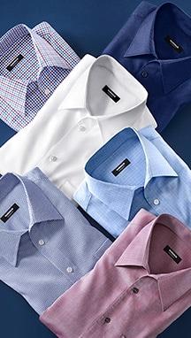 Extraglatt-Hemden