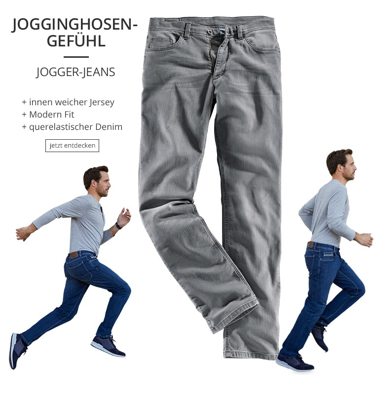 Jogger-Jeans | Walbusch