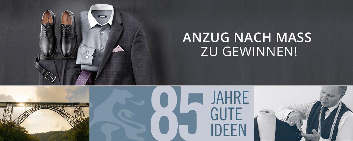 amazing selection premium selection good selling Gewinnen Sie Ihren persönlichen Anzug nach Maß und freuen ...